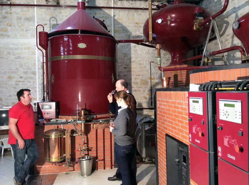 distillation-cognac