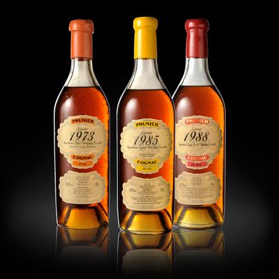 Cognac Millésimes