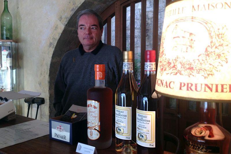 Plus vieille maison de cognac le bilan de la boutique for Vendeur de maison